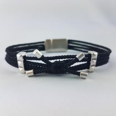 Bracelet Homme Noir style...